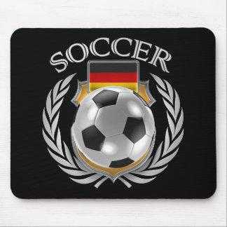 Germany Soccer 2016 Fan Gear Mouse Pad