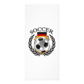 Germany Soccer 2016 Fan Gear Rack Card