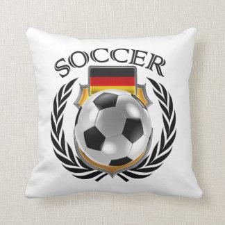 Germany Soccer 2016 Fan Gear Throw Pillow