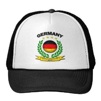 Germany Soccer  2147 Hats