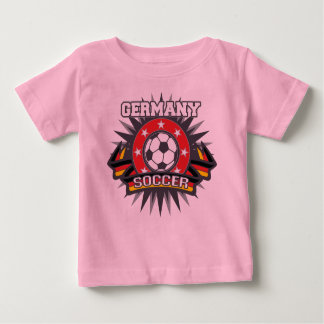 Germany Soccer Baby T-Shirt