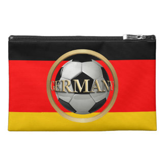 Germany Soccer Ball Travel Accessories Bags