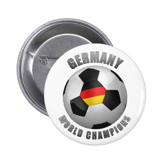 GERMANY SOCCER CHAMPIONS PINS