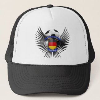 Germany Soccer Champions Trucker Hat