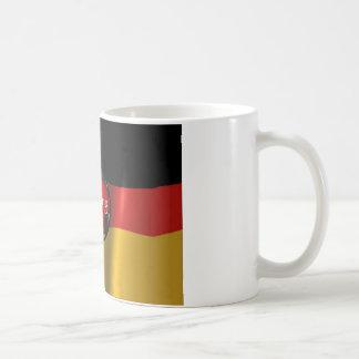 Germany Soccer Coffee Mug