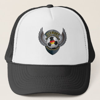 Germany Soccer Crest Trucker Hat