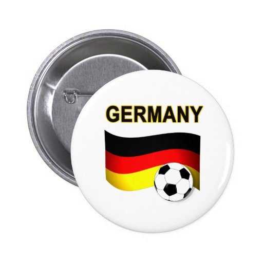 germany soccer football world cup 2010 pinback buttons