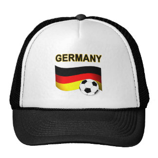 germany soccer football world cup 2010 mesh hat