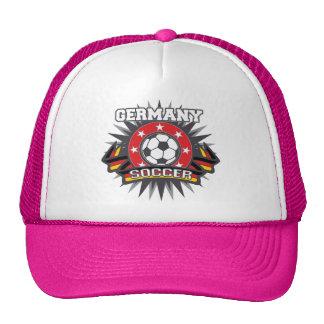 Germany Soccer Trucker Hats