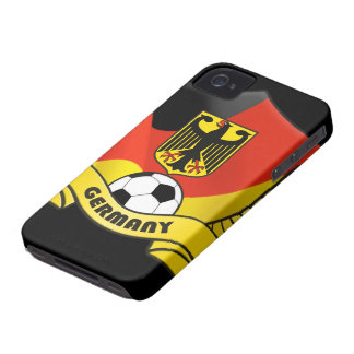 Germany Soccer iPhone 4 ID Case-Mate