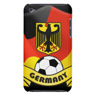 Germany Soccer iPod Touch 4G Case Speck Case-Mate iPod Touch Case