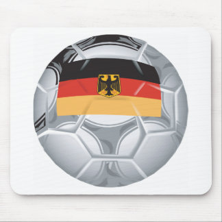 Germany Soccer Mouse Pad