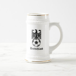 Germany Soccer Nation Beer Stein