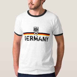 Germany Soccer Nation T-Shirt