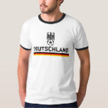 Germany Soccer Nation T Shirt