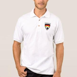 Germany Soccer Polo
