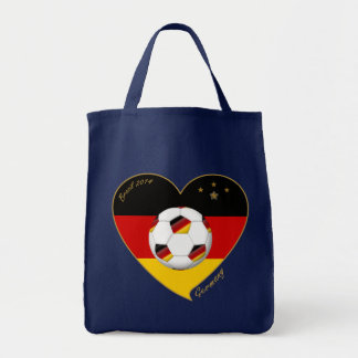 GERMANY Soccer Team 2014 Fútbol de Alemania Bolsas