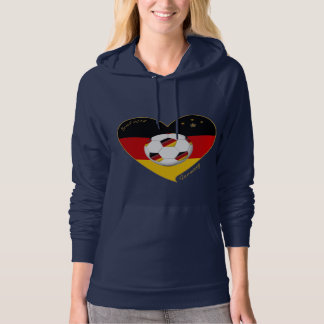 """GERMANY"" Soccer Team 2014. Soccer of Germany Hoodie"