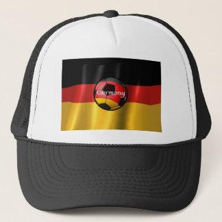 Germany Soccer Trucker Hat