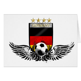 Germany soccer world champions 2014 Weltmeister Card