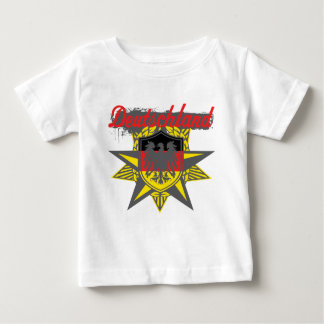 Germany Star Baby T-Shirt