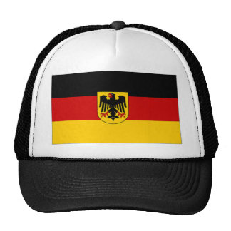 Germany State Flag Mesh Hat