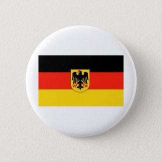 Germany State Flag Products! Pinback Button