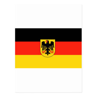 Germany State Flag Products! Postcard