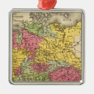 Germany Switzerland and Northern Italy Christmas Tree Ornaments