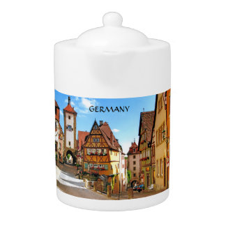 GERMANY TEAPOT