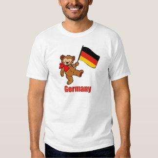 Germany Teddy Bear T-Shirt