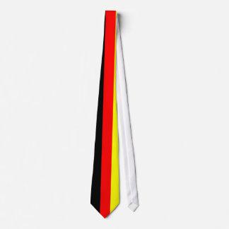 Germany tie black-red-golden flag