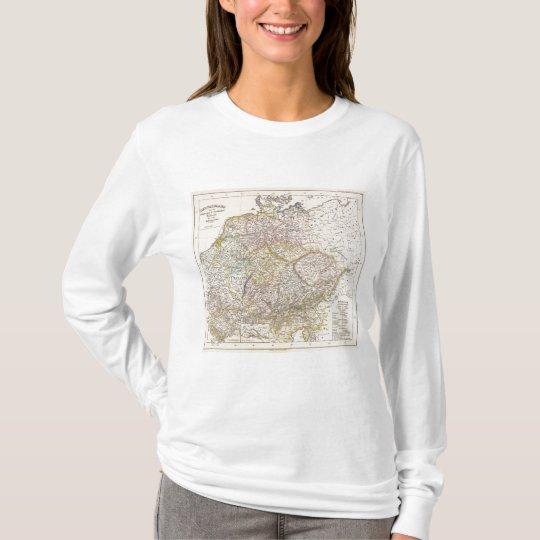 Germany under the Saxon T-Shirt