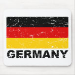 Germany Vintage Flag Mouse Pad