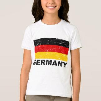 Germany Vintage Flag T-Shirt