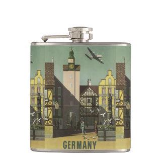 GERMANY Vintage Travel flask