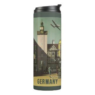 GERMANY Vintage Travel tumbler