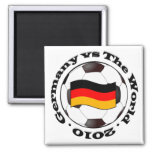 Germany vs The World Magnet