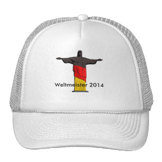 Germany Weltmeister 2014 Trucker Hat