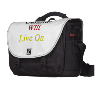 Germany Will Live On Laptop Bags