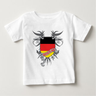 Germany Winged Baby T-Shirt