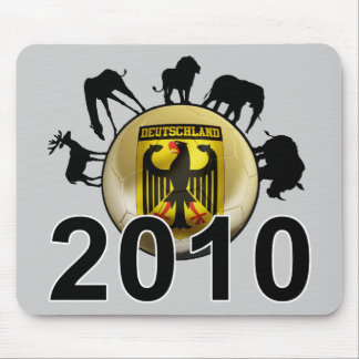 Germany World 2010 Mouse Pad