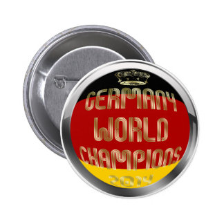 Germany World Champions 2014 Soccer Pins