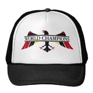 Germany World Cup Champion Trucker Hat