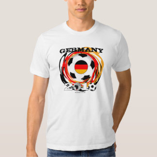 Germany World Cup T-Shirt Twirl
