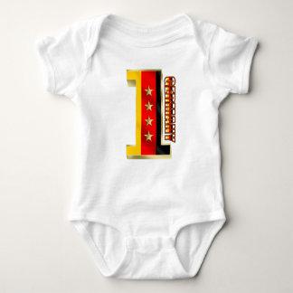 Germany World Number 1 World Champions Baby Bodysuit