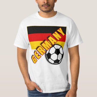 GERMANY World Soccer Fan Tshirts