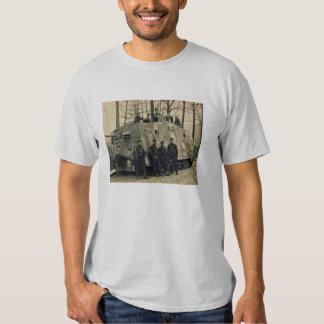 Germany's A7V Panzer T-shirt