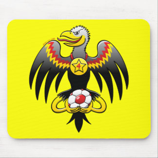 Germany's Eagle Soccer Champion Mouse Pad