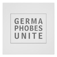 Germaphobes Unite Funny Quote Poster